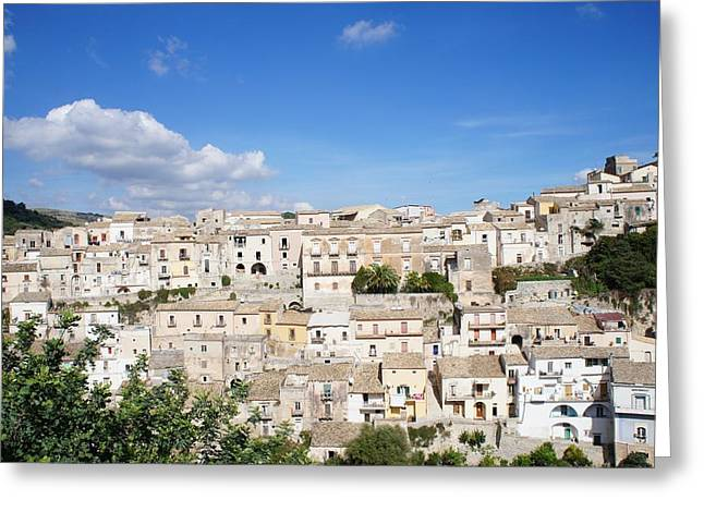 Ragusa II Greeting Card by Kristine Bogdanovich