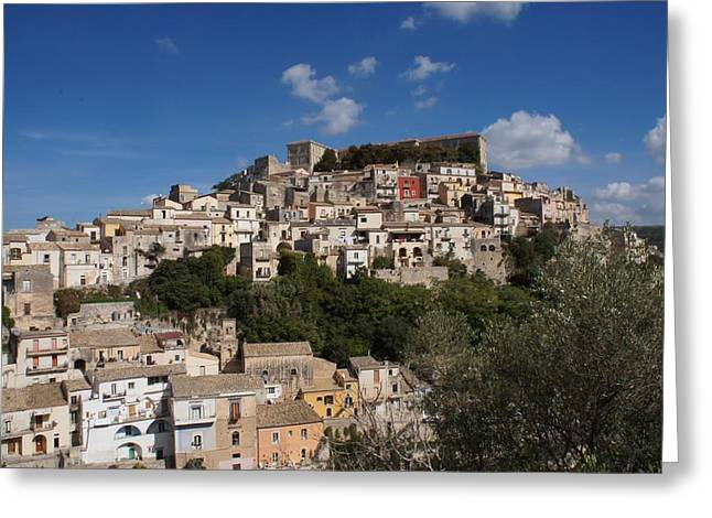 Ragusa  Greeting Card by Kristine Bogdanovich