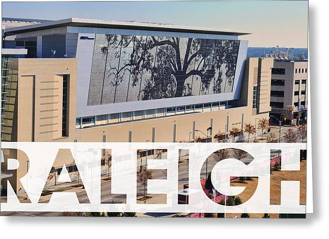 Google Digital Greeting Cards - Raleigh At The Shimmer Tree Greeting Card by Paulette B Wright