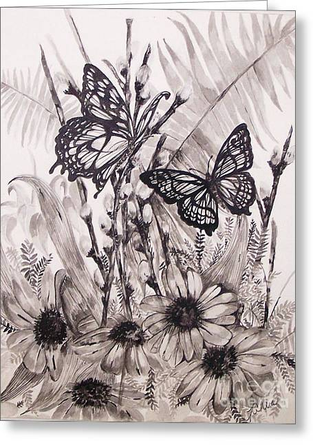 Laneea Tolley Greeting Cards - Rare Beauty Greeting Card by Laneea Tolley