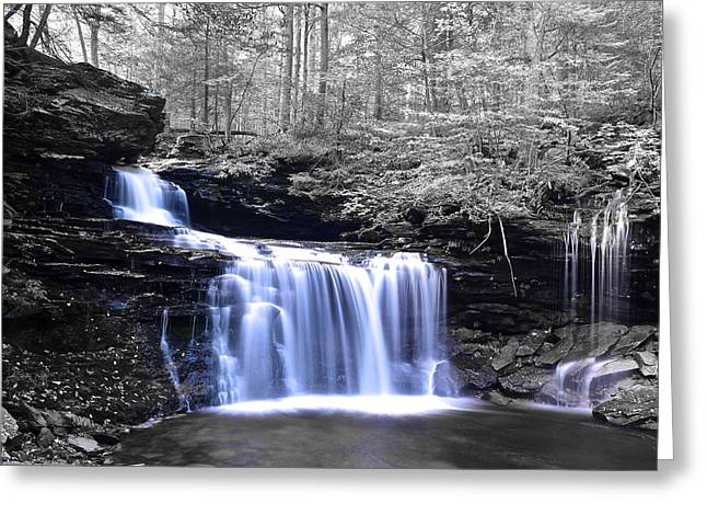 123 Greeting Cards - RB Ricketts Greeting Card by Frozen in Time Fine Art Photography