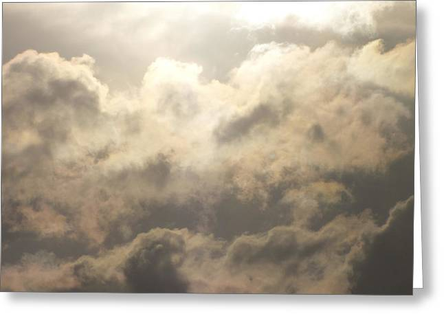 Turbulence Greeting Cards - Reach for the Sky 19 Greeting Card by Mike McGlothlen