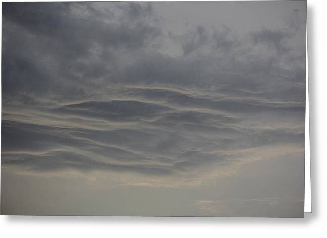 Blue-gray Greeting Cards - Reach for the Sky 21 Greeting Card by Mike McGlothlen