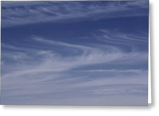 Reach Greeting Cards - Reach for the Sky 26 Greeting Card by Mike McGlothlen