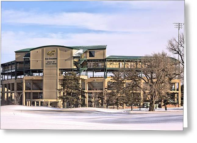 Ready For Spring Training Greeting Card by JC Findley