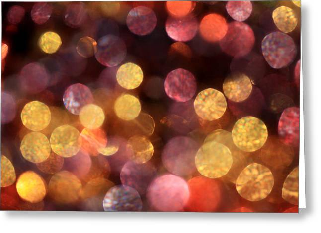 Sparkling Wine Greeting Cards - Red Red Wine Greeting Card by Dazzle Zazz