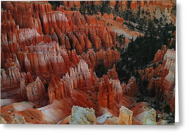 Southern Utah Greeting Cards - Red Rock Greeting Card by Jeff  Swan