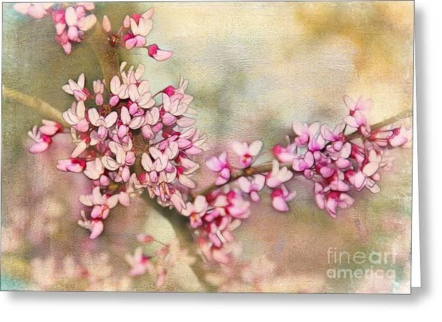 Judi Bagwell Greeting Cards - Welcome Spring Greeting Card by Judi Bagwell