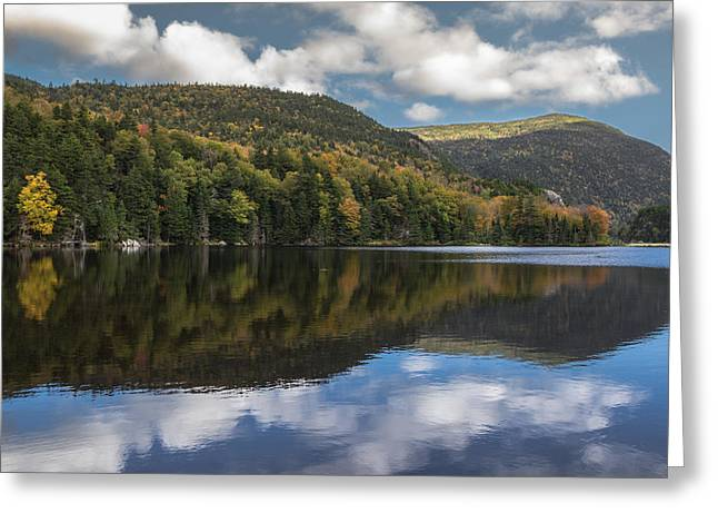 Usa Photographs Greeting Cards - Reflected in the white mountains Greeting Card by Chris Fletcher