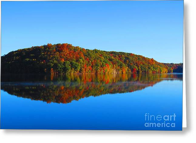 Randy Greeting Cards - Reflections Greeting Card by Randy Jackson