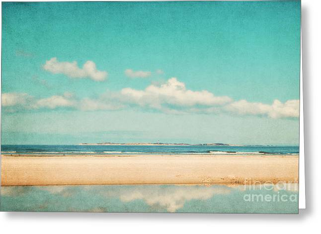 North Frisia Greeting Cards - Relax Greeting Card by Angela Doelling AD DESIGN Photo and PhotoArt
