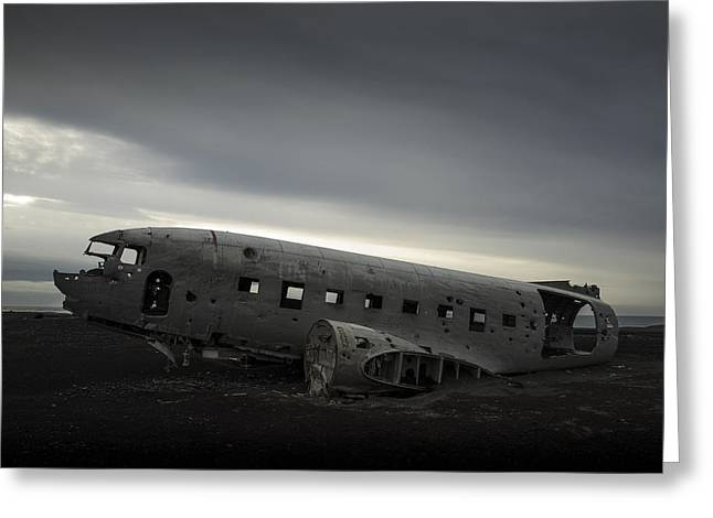 Dc3 Greeting Cards - Relic Greeting Card by Peter Irwindale