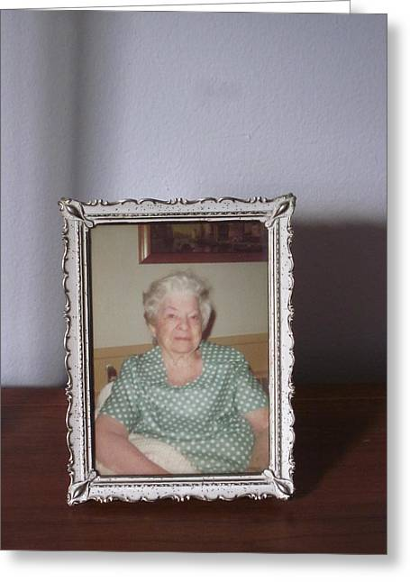 Guy Ricketts Photography Greeting Cards - Remembering Grandma Greeting Card by Guy Ricketts