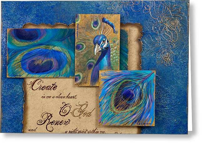 RENEWAL Greeting Card by Chris Brandley  Charice Cooper   Jane Metz