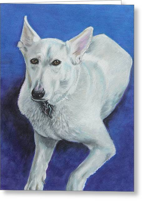 Expression Pastels Greeting Cards - Reno Greeting Card by Jeanne Fischer