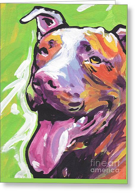 Pitted Greeting Cards - Rescue Me Greeting Card by Lea