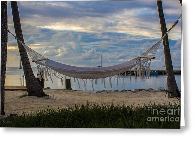 Isla Morada Greeting Cards - Reservations Accepted Greeting Card by Rene Triay Photography