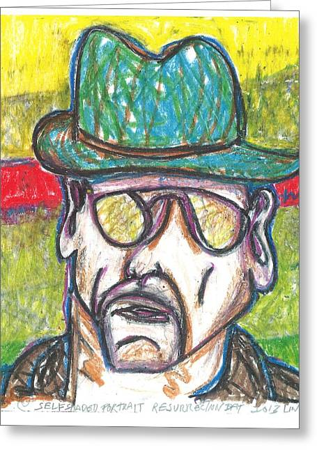 Sunglasses Pastels Greeting Cards - Resurrection Day Greeting Card by Joe Linus