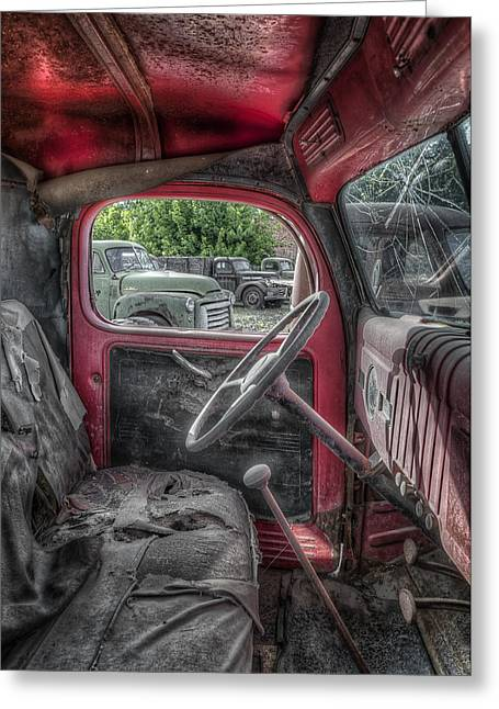 Photomatix Pro Greeting Cards - Retired Greeting Card by Michael Gass