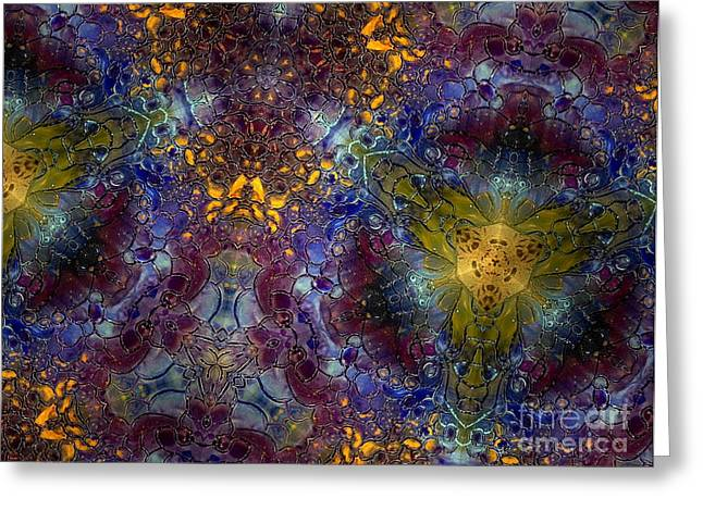 Return Of The Soul Greeting Card by Denise Nickey