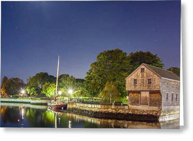 Prescott Greeting Cards - Returned to the Locals Greeting Card by Scott Thorp