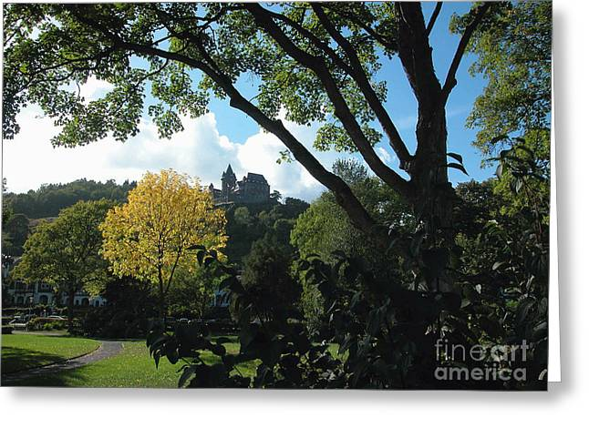 Rhineland Greeting Card by TPD Art