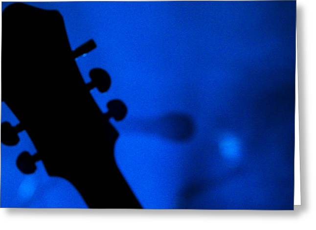 Rhythm And Blues  Greeting Card by KBPic