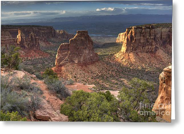 Nada Mas Photography Llc. Greeting Cards - Rich Landscape Greeting Card by Marco Crupi