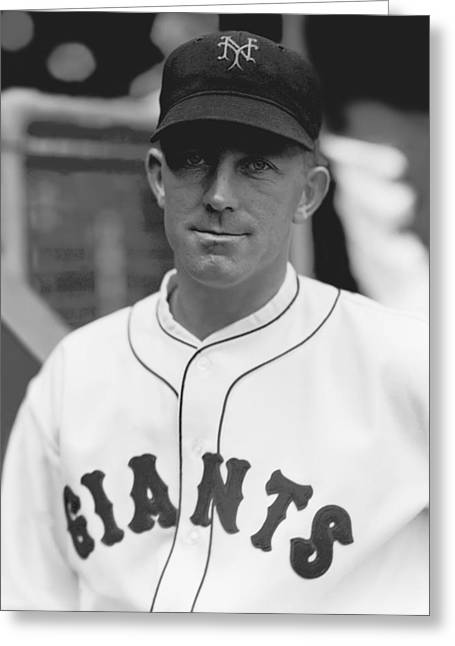 Shortstop Greeting Cards - Richard W. Dick Bartell Greeting Card by Retro Images Archive