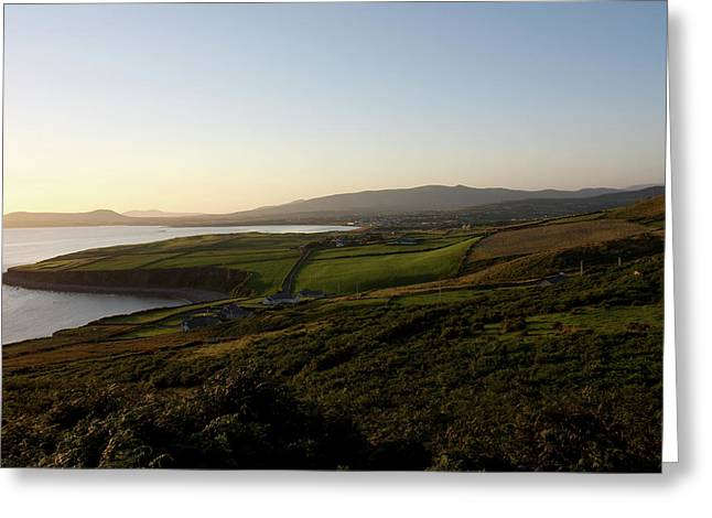 Scenic Drive Greeting Cards - Ring Of Kerry Greeting Card by Aidan Moran