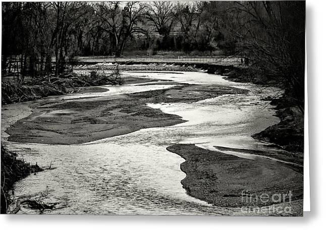 River Flooding Greeting Cards - River of No Return Greeting Card by Jon Burch Photography