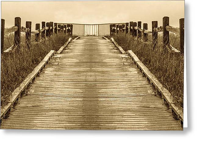 1576 Greeting Cards - Road to Recovery Greeting Card by Don Spenner