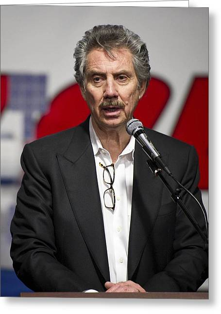 Aerospace Industry Greeting Cards - Robert Bigelow, US Aerospace Greeting Card by Science Photo Library