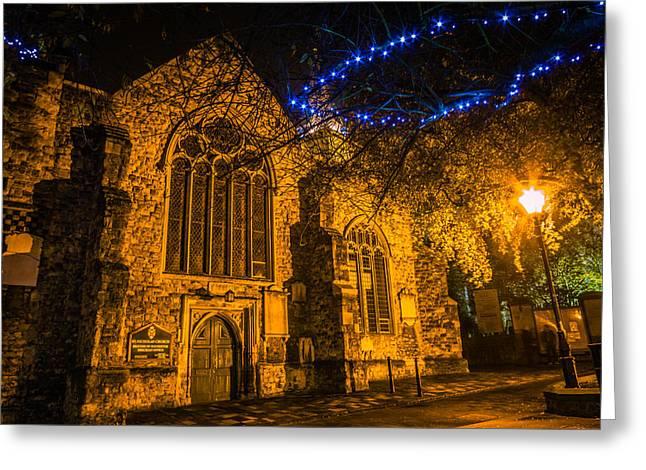 Dawn Oconnor Photographer Greeting Cards - Rochester Church Greeting Card by Dawn OConnor
