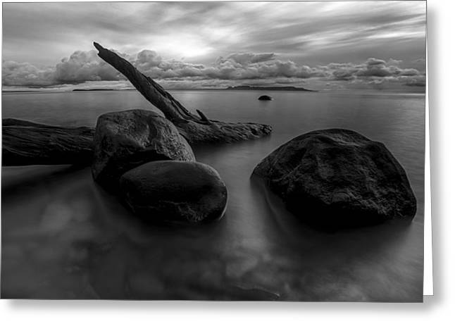 Canon Eos 6d Greeting Cards - Rocks And The Giant Greeting Card by Jakub Sisak