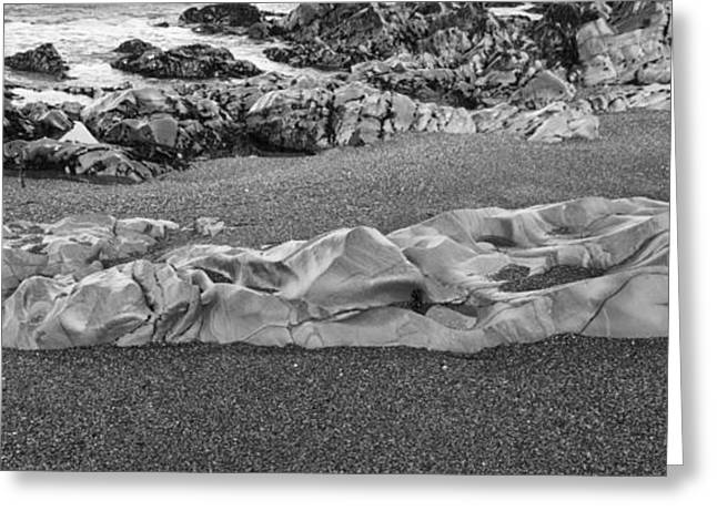 Cambria Greeting Cards - Rocksculpture  Greeting Card by Sandra Selle Rodriguez