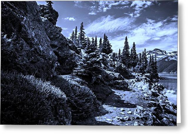 Black Lodge Greeting Cards - Rocky Mountain High  Greeting Card by Movie Poster Prints