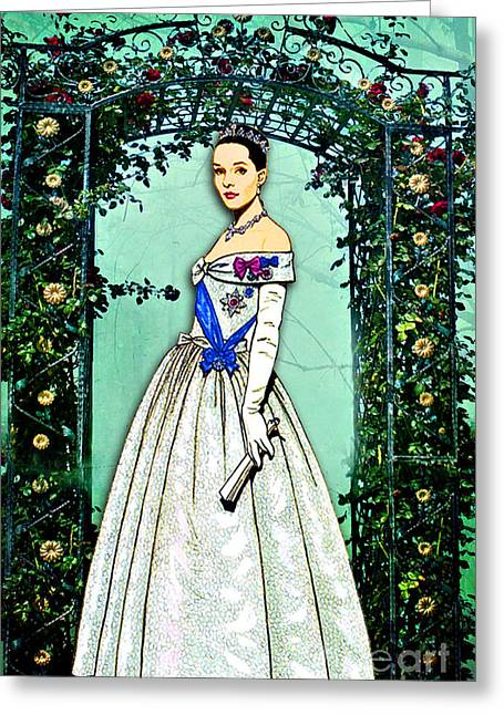 1953 Movies Greeting Cards - Roman Holiday Greeting Card by Tammera Malicki-Wong