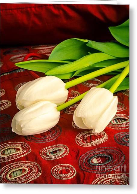 Romance Greeting Cards - Romance Greeting Card by Edward Fielding