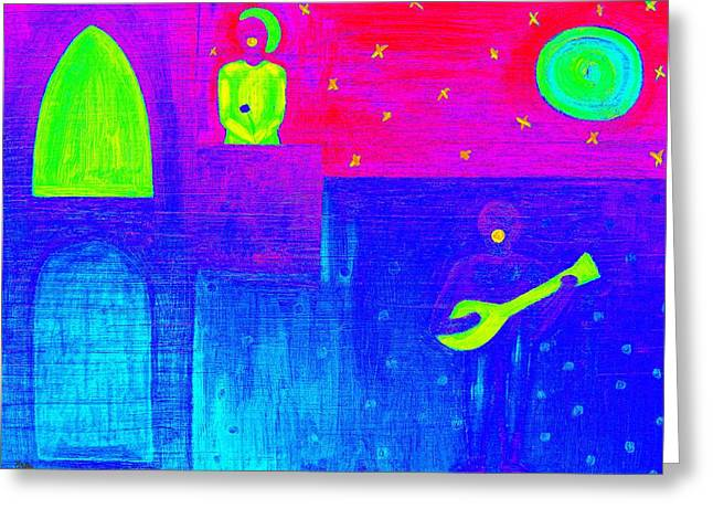 Romeo And Juliet Greeting Cards - Romeo And Juliet 3 Greeting Card by Patrick J Murphy