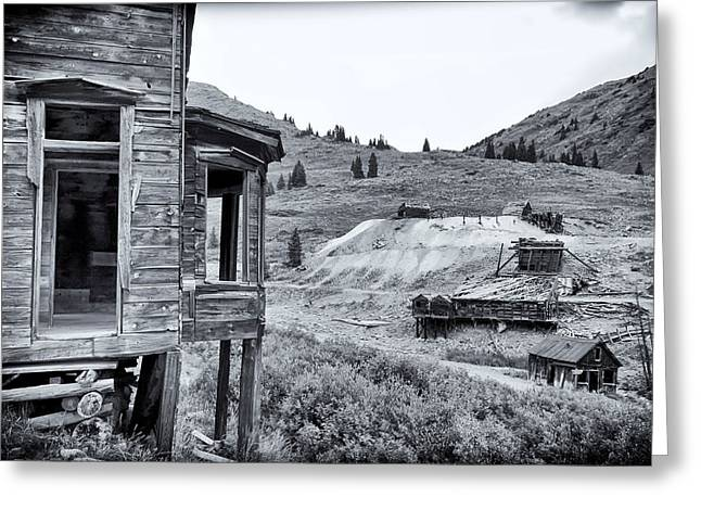 West Fork Greeting Cards - Room With A View Greeting Card by Ghostwinds Photography