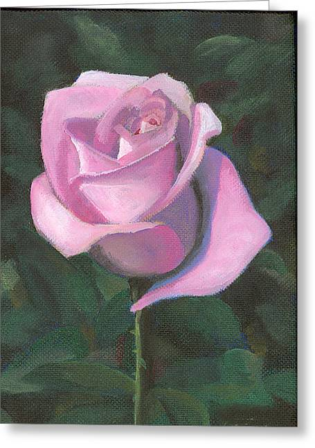 Ru Greeting Cards - Rose Greeting Card by Joe Maracic
