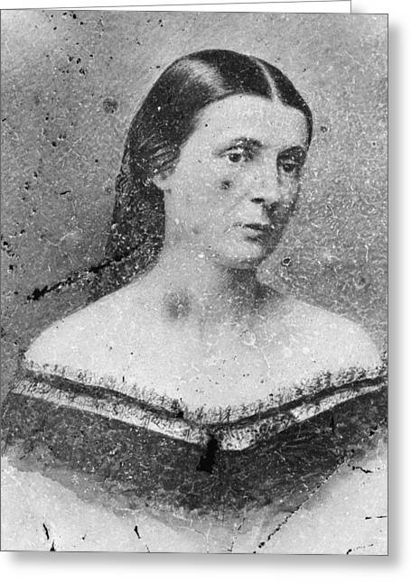Rose O'neal Greenhow (1817-1864) Greeting Card by Granger