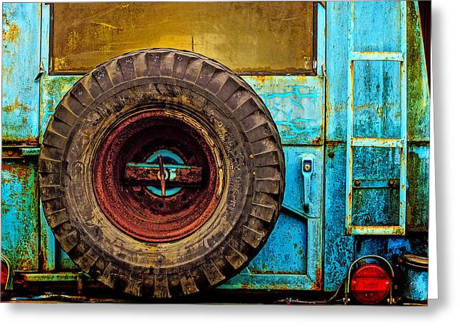 Photoart Greeting Cards - Rough Times Pop Greeting Card by Lutz Baar