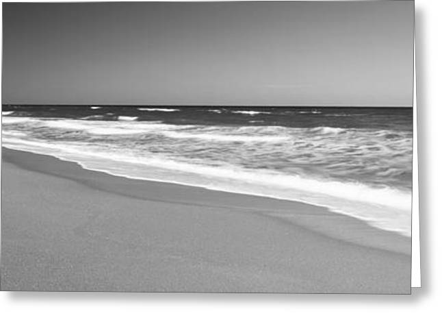 Flagler Greeting Cards - Route A1a, Atlantic Ocean, Flagler Greeting Card by Panoramic Images