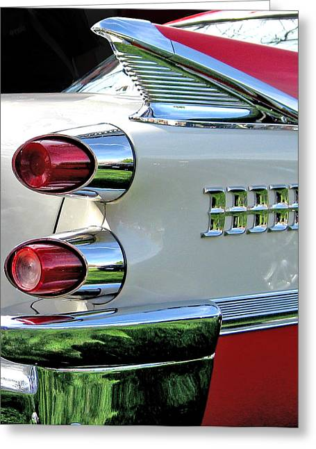 Mopar Collector Greeting Cards - Royal Lancer Greeting Card by Larry Hunter