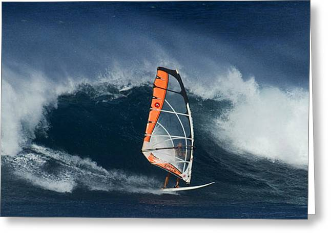 Adrenalin Greeting Cards - Running Like The Wind Greeting Card by Bob Christopher