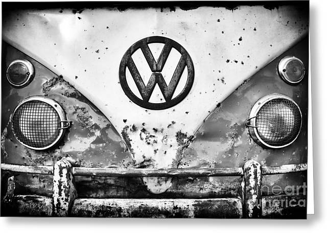 Rusted Cars Greeting Cards - Rust and Loved  Greeting Card by Tim Gainey