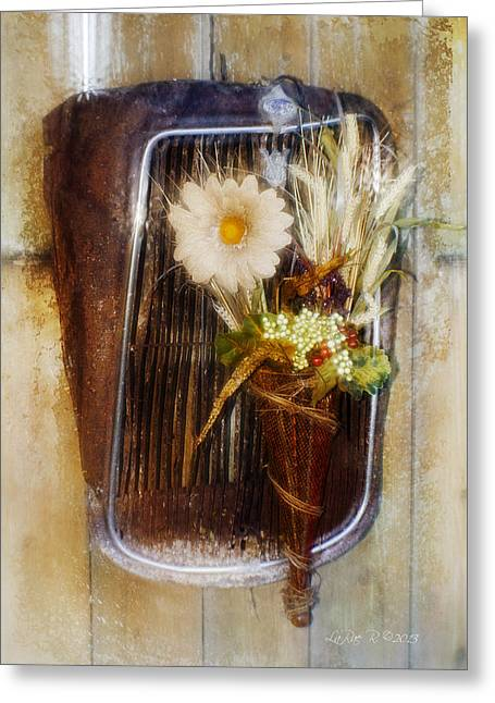 Artistic Photography Greeting Cards - Rustic Romance Greeting Card by La Rae  Roberts