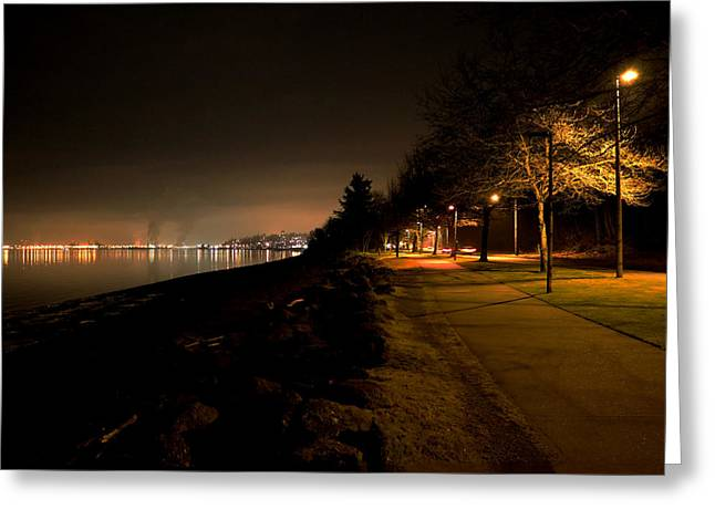 Ruston Greeting Cards - Ruston Eve Greeting Card by Jason Abington